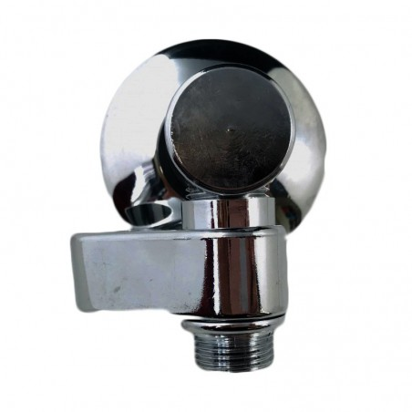Kit Shower Showerhead With Arm And mixer shower diverter Flush With Water And Socket