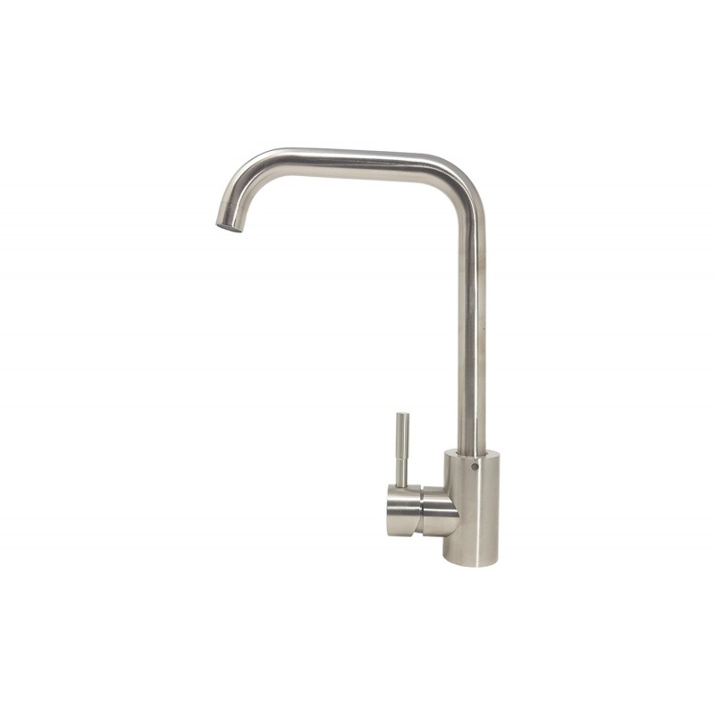 Supporting arm for shower chrome plated brass 25 cm