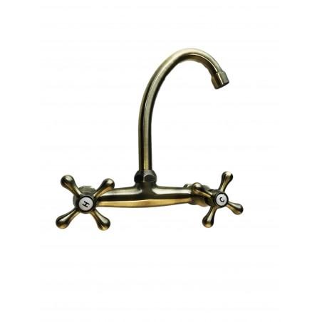 Modern faucet basin mixer