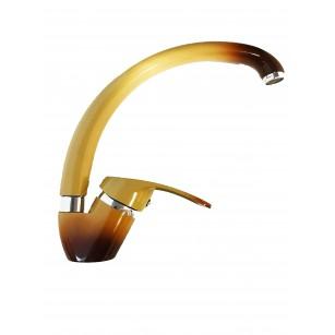 Achetez Robinet mitigeur de Cuisine 360 Rotatif Robinet d'Évier Extractible moderne au meilleur prix