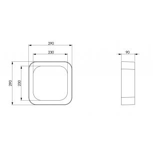 Acquista Rubinetto per lavatrice con maniglia in ottone, attacco da 3/4 al miglior prezzo