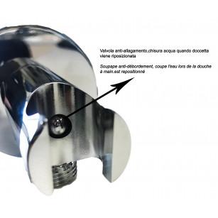 Achetez Bonde de vidage à ressort pour lavabo Chromé au meilleur prix