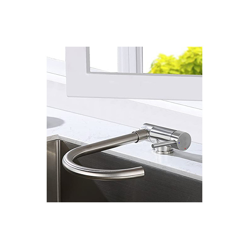 Mixer tap for shower white...